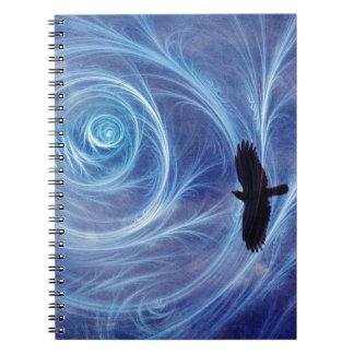 Vuelo del cuaderno de Ícaro