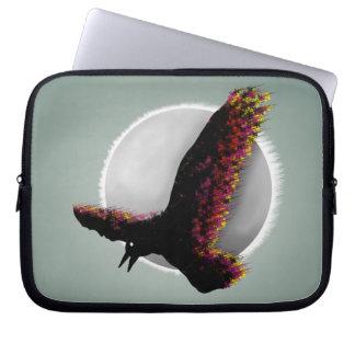 Vuelo del cuervo en la Luna Llena Manga Computadora