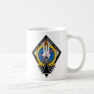 Vuelo del final del STS 135 la Atlántida Taza De Café