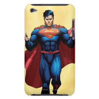 Vuelo del superhombre carcasa para iPod