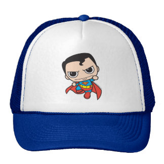 Vuelo del superhombre de Chibi Gorra
