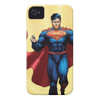 Vuelo del superhombre iPhone 4 fundas