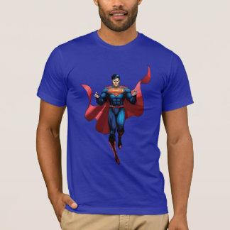 Vuelo del superhombre playera