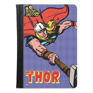 Vuelo del Thor con Mjolnir