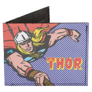 Vuelo del Thor con Mjolnir Billeteras Tyvek®