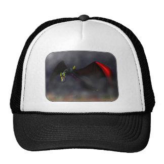 Vuelo del Wyvern (color) Gorras De Camionero
