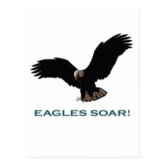 Vuelo Eagle Postal