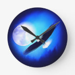 Vuelo Eagle y luna Relojes