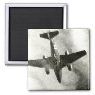 Vuelo final 1945 de ME-262 Imán Cuadrado