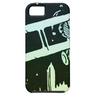vuelo ideal iPhone 5 Case-Mate funda