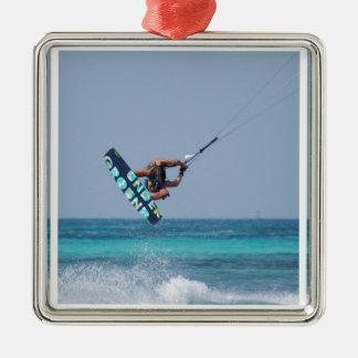 Vuelo Kitesurfer Ornamentos Para Reyes Magos