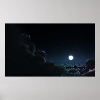 Vuelo nocturno poster