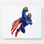 Vuelo Obama Mouse Pad