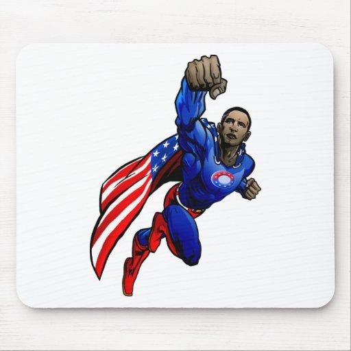 Vuelo Obama Tapetes De Ratones