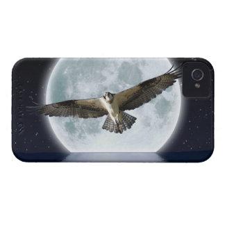 Vuelo Osprey y arte de la fantasía de la fauna de  Case-Mate iPhone 4 Fundas