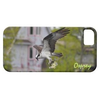 Vuelo Osprey y escena suburbana de la foto de la f iPhone 5 Cárcasas