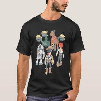 Vuelta 6 de los amigos de Toy Story el   Toy Story Playera
