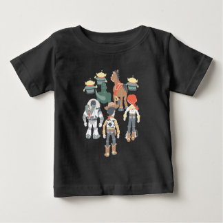 Vuelta 6 de los amigos de Toy Story el | Toy Story Poleras