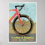 Vuelta a España Bike Posters