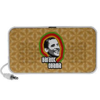 Vuelta de Barack Obama iPod Altavoz