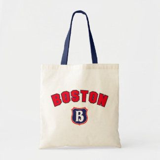 Vuelta de Boston Bolsa Tela Barata