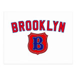 Vuelta de Brooklyn Tarjetas Postales