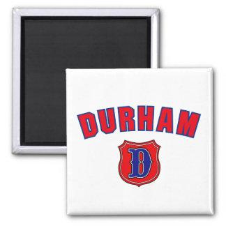 Vuelta de Durham Imán Cuadrado