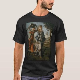 Vuelta de Judith a Bethulia por Botticelli Playera