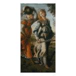 Vuelta de Judith a Bethulia por Botticelli Tarjetas Personales