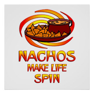Vuelta de los Nachos Posters