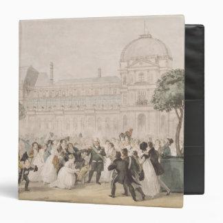 Vuelta de Louis XVIII a París el 8 de julio de 18