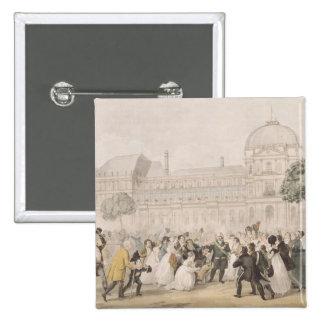 Vuelta de Louis XVIII a París el 8 de julio de 18 Pins