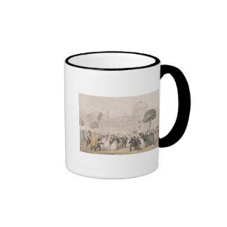 Vuelta de Louis XVIII a París el 8 de julio de 18 Tazas De Café