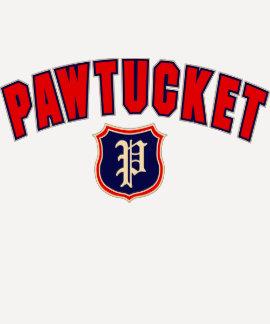 Vuelta de Pawtucket Camisetas