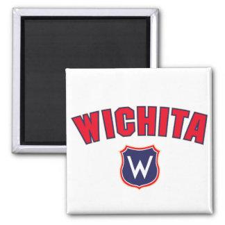 Vuelta de Wichita Imán De Frigorifico
