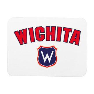Vuelta de Wichita Iman Rectangular