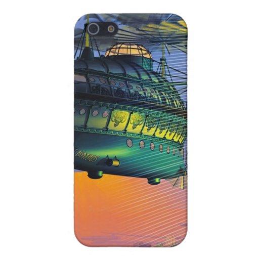 Vuelta del Albatros - caso del iPhone de José Maa iPhone 5 Carcasas