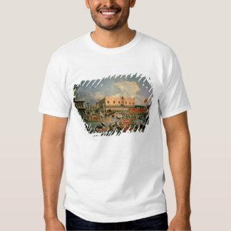 Vuelta del Bucintoro el día de ascensión Camisas