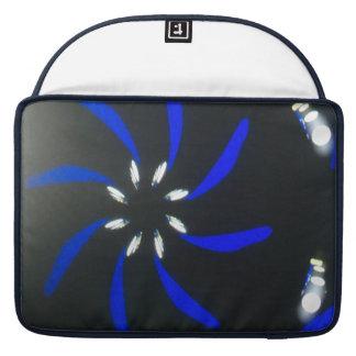 Vuelta del bucle temporal con las luces funda macbook pro