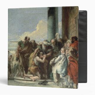 Vuelta del hijo despilfarrador, 1780