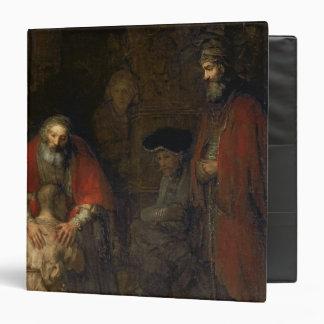 "Vuelta del hijo despilfarrador, c.1668-69 carpeta 1 1/2"""