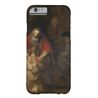 Vuelta del hijo despilfarrador, c.1668-69 funda de iPhone 6 barely there