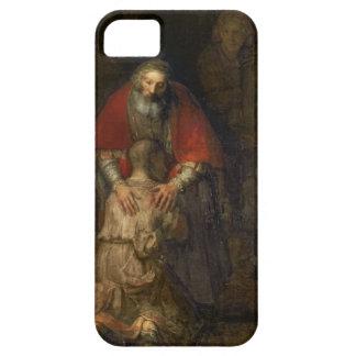 Vuelta del hijo despilfarrador, c.1668-69 iPhone 5 carcasas