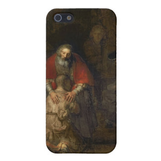 Vuelta del hijo despilfarrador, c.1668-69 iPhone 5 carcasa