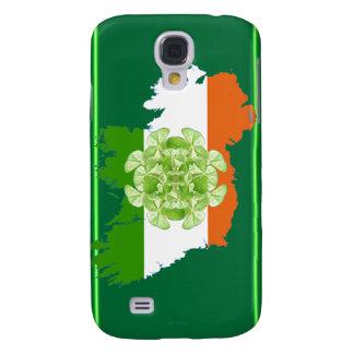 Vuelta del trébol de Irlanda de Kenneth Yoncich Funda Para Galaxy S4