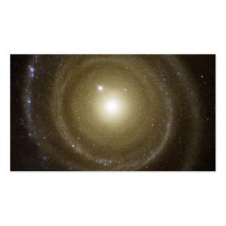 Vueltas de la galaxia espiral NGC 4622 Tarjetas De Visita