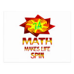Vueltas de la matemáticas postales