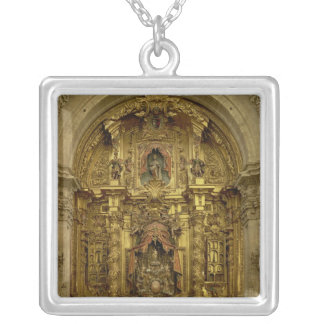 Vuelva a presentar de la capilla del sacramento colgante