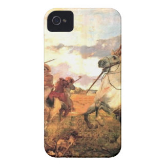 Vuelvan caras by Arturo Michelena Case-Mate iPhone 4 Case