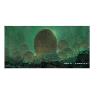 Vular Eggnest Poster